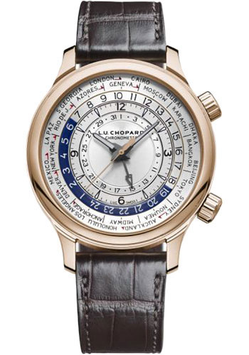 Chopard Watches - L.U.C Time Traveler One - Style No: 161942-5001