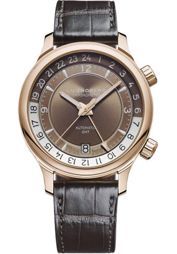 Chopard Watches - L.U.C GMT One - Style No: 161943-5001