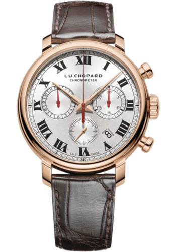 Chopard Watches - L.U.C Chronograph Heritage - Style No: 161964-5001