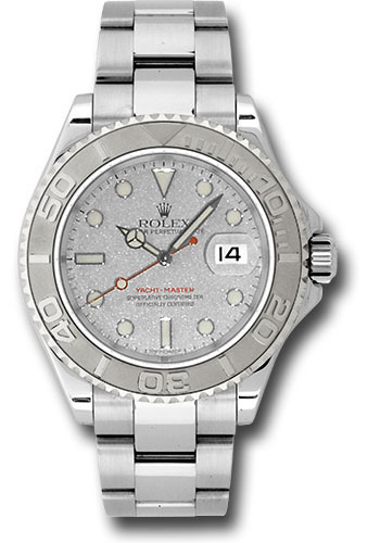 Rolex Watches - Yacht-Master Steel and Platinum - Style No: 16622
