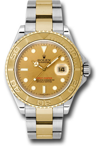 Rolex Watches - Yacht-Master 40 mm - Steel and Yellow Gold - Style No: 16623 ch