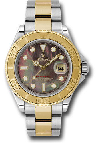 Rolex Watches - Yacht-Master 40 mm - Steel and Yellow Gold - Style No: 16623 dkmop