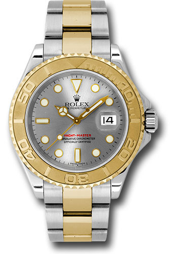 Rolex Watches - Yacht-Master 40 mm - Steel and Yellow Gold - Style No: 16623 g