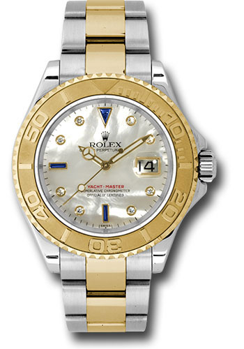 Rolex Watches - Yacht-Master 40 mm - Steel and Yellow Gold - Style No: 16623 mds