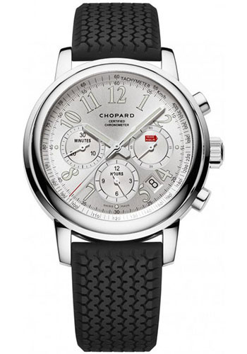 Chopard Watches - Mille Miglia Chronograph Stainless Steel - Style No: 168511-3015
