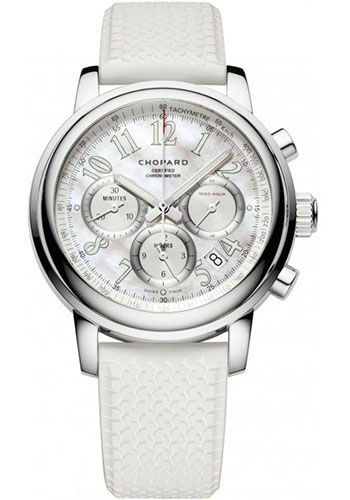 Chopard Watches - Mille Miglia Chronograph Stainless Steel - Style No: 168511-3018