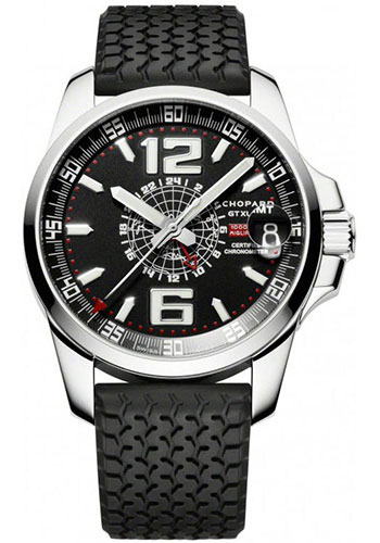 Chopard Watches - Mille Miglia GT XL GMT - Style No: 168514-3001