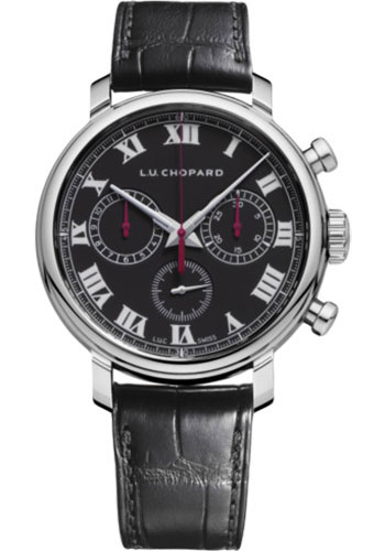 Chopard Watches - L.U.C Chronograph Heritage Purists Edition - Style No: 168556-3001