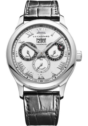 Chopard Watches - L.U.C Perpetual Twin - Style No: 168561-3001