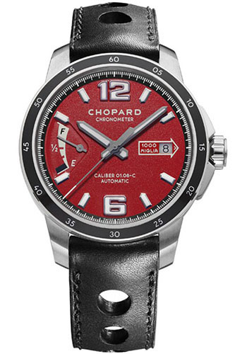 Chopard Watches - Mille Miglia 2015 Edition - Style No: 168566-3002