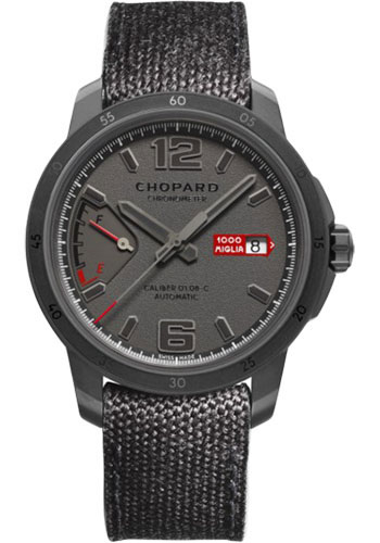 Chopard Watches - Mille Miglia GTS Power Control Grigio Speciale - Style No: 168566-3007