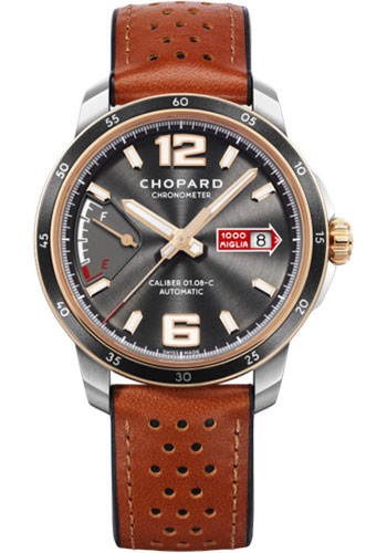 Chopard Watches - Mille Miglia GTS Power Control - Style No: 168566-6001