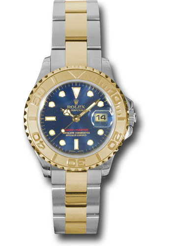 Rolex Watches - Yacht-Master 29 mm - Steel and Yellow Gold - Style No: 169623 b