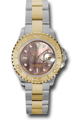 Rolex Watches - Yacht-Master 29 mm - Steel and Yellow Gold - Style No: 169623 dkm