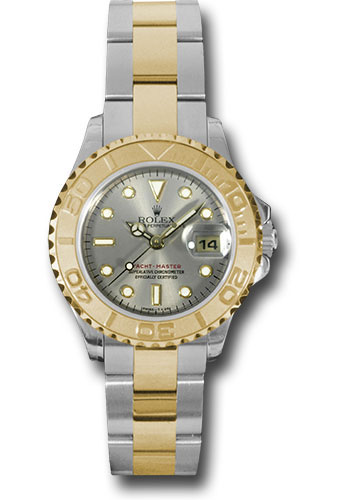 Rolex Watches - Yacht-Master 29 mm - Steel and Yellow Gold - Style No: 169623 g