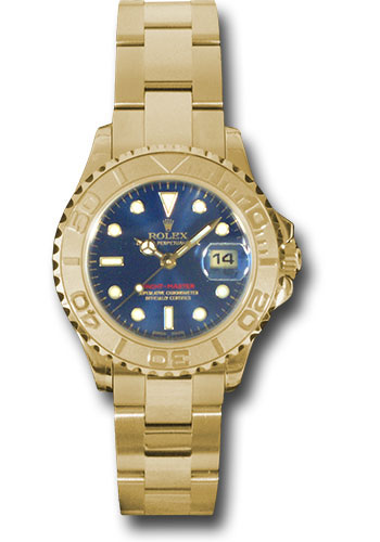 Rolex Watches - Yacht-Master Lady Gold - Style No: 169628 b