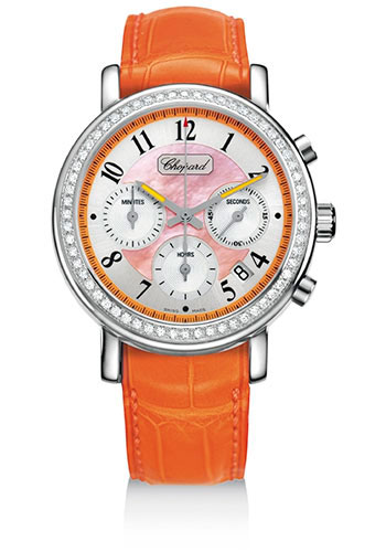 Chopard Watches - Mille Miglia Chronograph Stainless Steel Elton John - Style No: 178331-2003