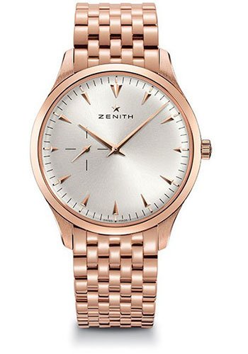 Zenith Watches - Captain Ultra Thin Rose Gold - Style No: 18.2010.681/01.M2010