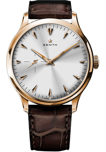 Zenith Watches - Heritage Ultra Thin Rose Gold - Style No: 18.2010.681/01.C498