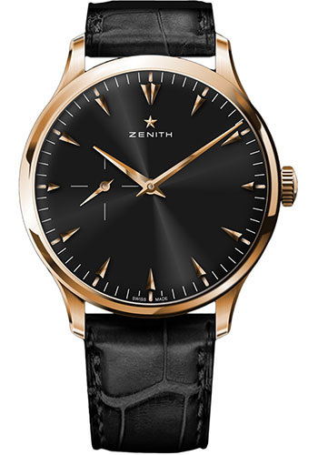 Zenith Watches - Heritage Ultra Thin Rose Gold - Style No: 18.2010.681/21.C493