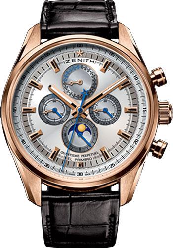 Perpetual Calendar Watch >> Zenith El Primero Perpetual Calendar Watches From Swissluxury