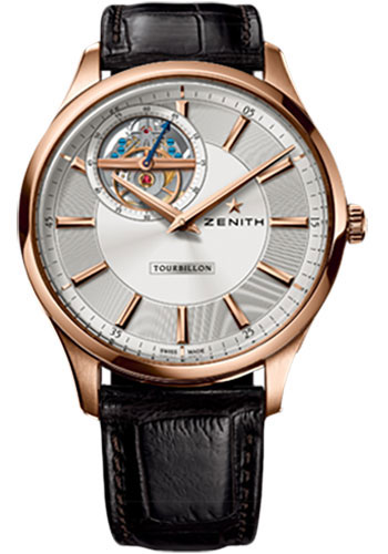 Zenith Watches - Captain Tourbillon - Style No: 18.2190.4041/01.C498