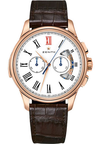 Zenith Watches - Academy Repetition Minutes - Style No: 18.2251.4043/36.C713