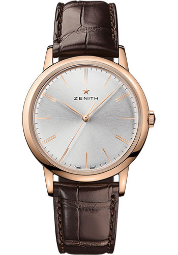 Zenith Watches - Elite Classic Rose Gold - Style No: 18.2290.679/01.C498