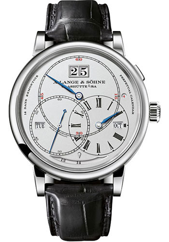 A. Lange & Sohne Watches - Richard Lange Perpetual Calendar Terraluna - Style No: 180.026FE