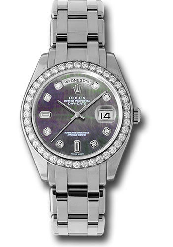 Rolex Watches - Day-Date Special Edition Platinum Masterpiece - Style No: 18946 dkmd