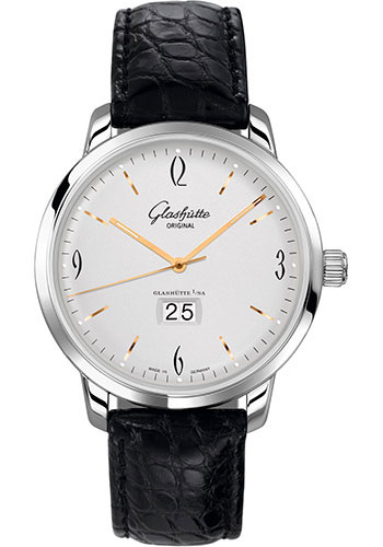 Glashutte Original Watches - 20th Century Vintage Sixties Panorama Date - Style No: 2-39-47-01-02-04