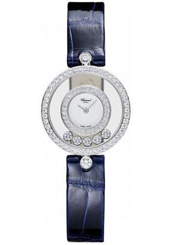 Chopard Watches - Happy Diamonds Small - Style No: 203957-1001
