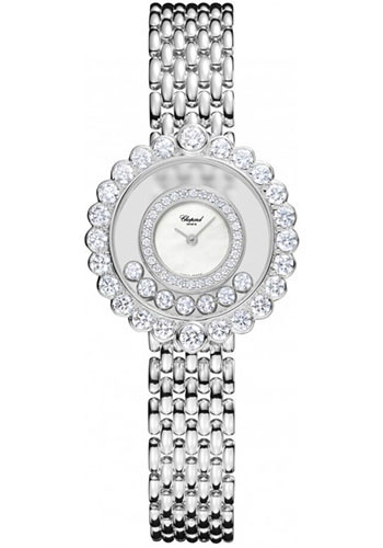 Chopard Watches - Happy Diamonds Small - Style No: 204180-1001