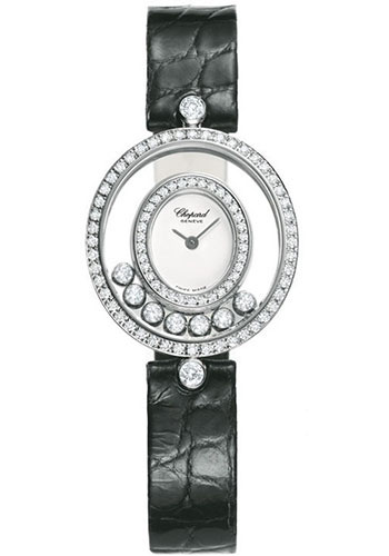 Chopard Watches - Happy Diamonds Small - Style No: 204292-1001