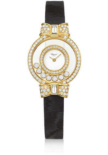Chopard Watches - Happy Diamonds Small - Style No: 205020-0001