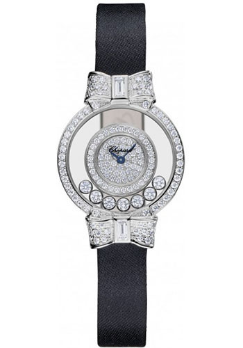 Chopard Watches - Happy Diamonds Small - Style No: 205020-1001