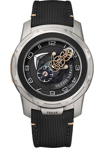 Ulysse Nardin Watches - Freak Freak Out - Style No: 2053-132/02