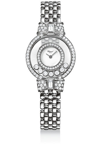 Chopard Watches - Happy Diamonds Small - Style No: 205596-1001