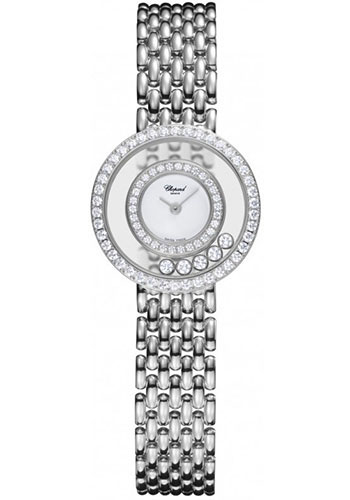 Chopard Watches - Happy Diamonds Small - Style No: 205691-1001