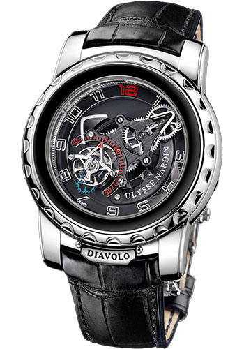 Ulysse Nardin Watches - Freak Tourbillon - Style No: 2080-115
