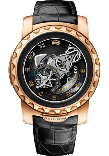 Ulysse Nardin Watches - Freak Phantom - Style No: 2086-115