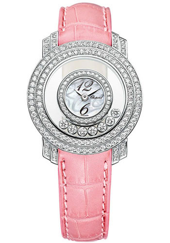 Chopard Watches - Happy Diamonds Small - Style No: 209245-1001