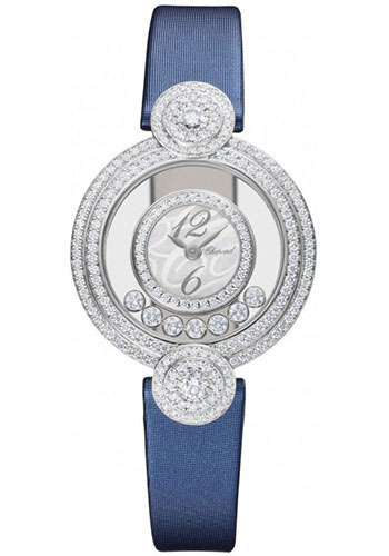 Chopard Watches - Happy Diamonds Medium - Style No: 209341-1001