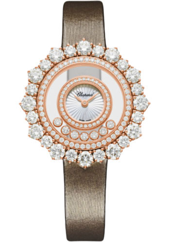 Chopard Watches - Happy Diamonds Joaillerie - 36.30mm - Rose Gold - Style No: 209436-5001