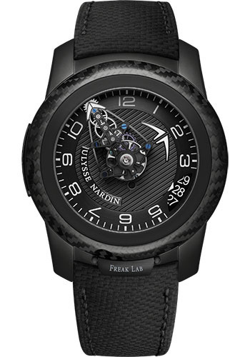 Ulysse Nardin Watches - Freak FreakLab - Style No: 2103-138/CF-BQ
