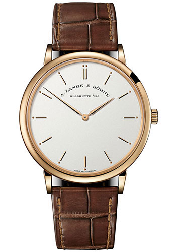 A. Lange & Sohne Watches - Saxonia Thin Manual Wind - Style No: 211.032