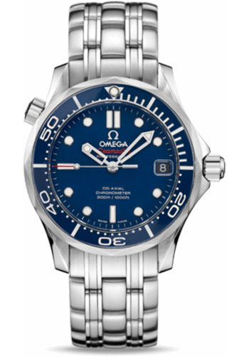 Omega Watches - Seamaster Diver 300 M Co-Axial 36.25 mm - Stainless Steel - Style No: 212.30.36.20.03.001