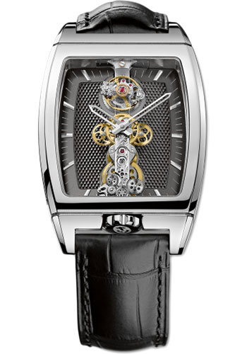 Corum Watches - Golden Bridge Tourbillon 34 x 51 mm - White Gold - Style No: B213/01039 - 213.150.59/0001 GN11