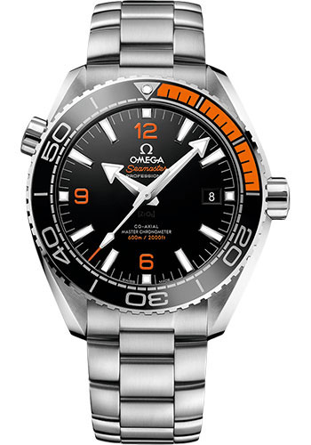 Omega Watches - Seamaster Planet Ocean 600 M Master Co-Axial 43.5 mm - Stainless Steel - Style No: 215.30.44.21.01.002