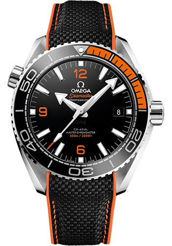 Omega Watches - Seamaster Planet Ocean 600 M Master Co-Axial 43.5 mm - Stainless Steel - Style No: 215.32.44.21.01.001